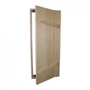 дверь глухая 700х1700
