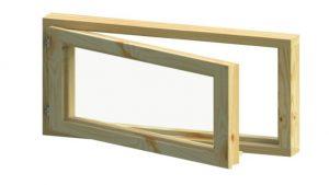 окно банное 400х600