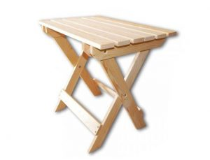 стол раскладной 500х600